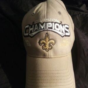 Saints Championship hat brand new